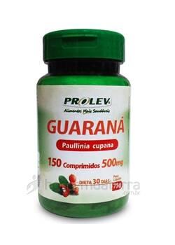 Onde comprar Guaraná Natural 150 Comprimidos - Prolev