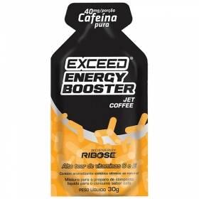 Onde comprar Exceed Energy Booster Jet Coffee Gel Com