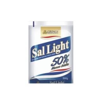 Onde comprar Sal Light 500g - Grings