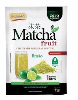 Onde comprar Matcha Detox Chá Verde com Polpa Limão 7g - Grings