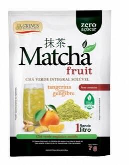 Onde comprar Matcha Detox Chá Verde Tangerina com Gengibre 7g - Grings