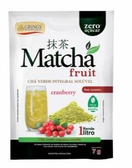 Onde comprar Matcha Detox Cha Verde Cranberry - Grings