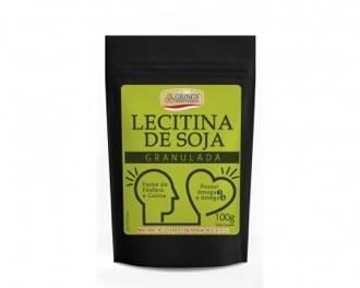 Onde comprar Lecitina De Soja Granulada 100g - Grings