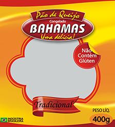 Onde comprar Pão de queijo Bahamas 400 g tradicional