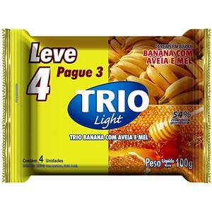 Onde comprar Barra De Cereal Trio Light Banana, Aveia E Mel