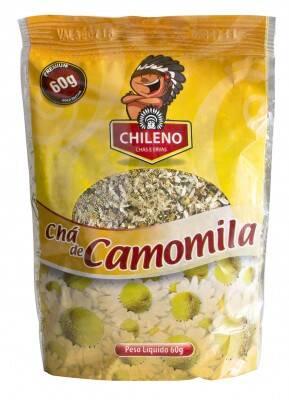 Onde comprar Chá de Camomila 60g - Chileno