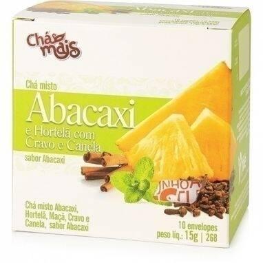 Onde comprar Chá Chileno Pelo Mundo Abacaxi/Hortelã com Especiarias 15g - Chá Mais