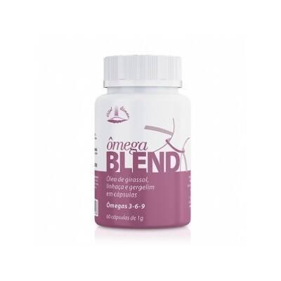 Onde comprar Omega Blend Com 60 Capsulas