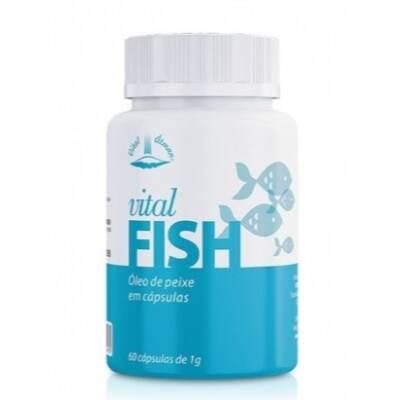 Onde comprar Vital Fish Com 60 Capsulas