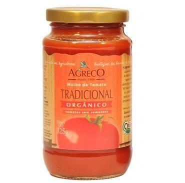 Onde comprar Molho de Tomate Tradicional Orgânico 325g - Agreco