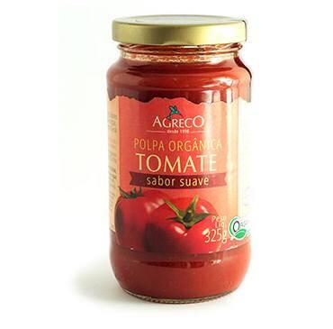 Onde comprar Polpa de Tomate Orgânica 325g - Agreco