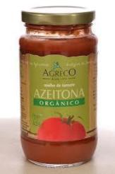 Onde comprar Molho de Tomate com Azeitonas Orgânico 325g - Agreco