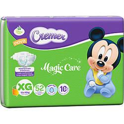 Onde comprar Fralda Cremer Magic Care Xg 52unidade