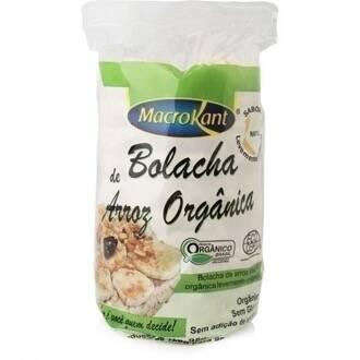 Onde comprar Bolacha de Arroz Tradicional 95g - Macrokante