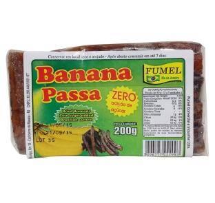 Onde comprar Banana Passa 200g