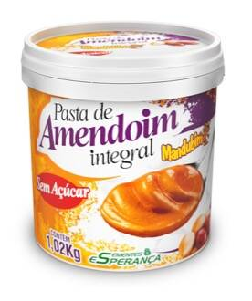 Onde comprar Pasta de Amendoim Integral 1kg - Mandubim