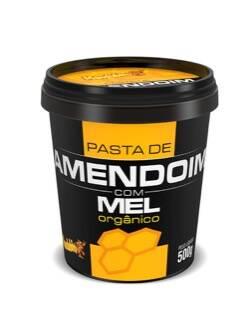 Onde comprar Pasta de Amendoim com Mel Orgânico 500g - Mandubim