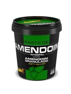 Onde comprar Pasta de Amendoim com Amendoim Granulado 450g - Mandubim