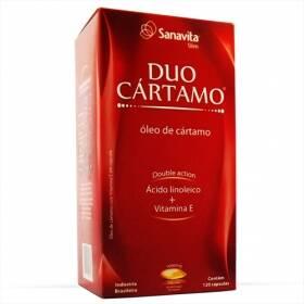Onde comprar Duo Cartamo Sanavita Óleo De Cártamo Com 120 Cápsulas