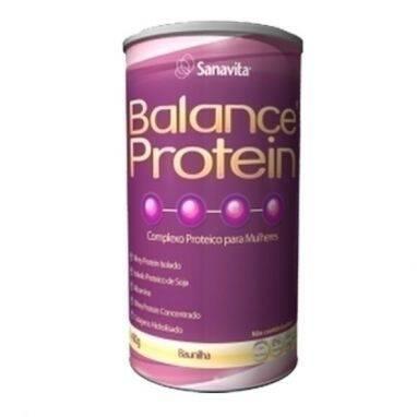 Onde comprar Balance Protein Mulher Baun 400g - Sanavita