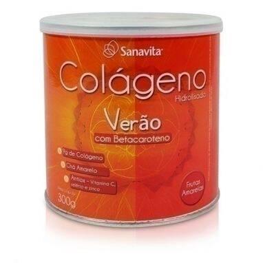 Onde comprar Colágeno Verão Frutas Vermelhas 300g - Sanavita