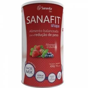 Onde comprar Sanafit Shape Sanavita Sabor Morango E Blueberry