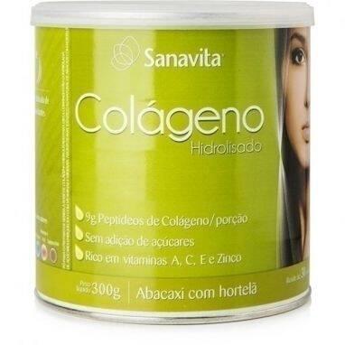 Onde comprar Colágeno Abacaxi e Hortelã 300g - Sanavita