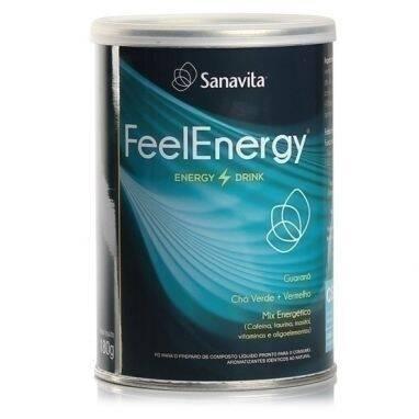 Onde comprar Feel Energy Energy Drink 180g - Sanavita