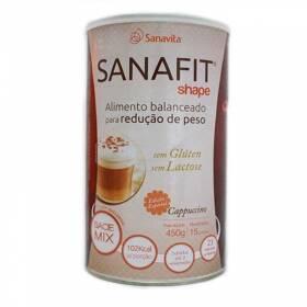 Onde comprar Sanafit Shape Sanavita Sabor Cappuccino