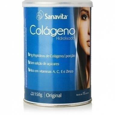 Onde comprar Colágeno Original 150g - Sanavita