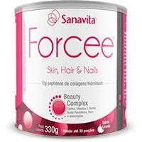 Onde comprar Forcee Skin Hair Nails Laranja 330g - Sanavita