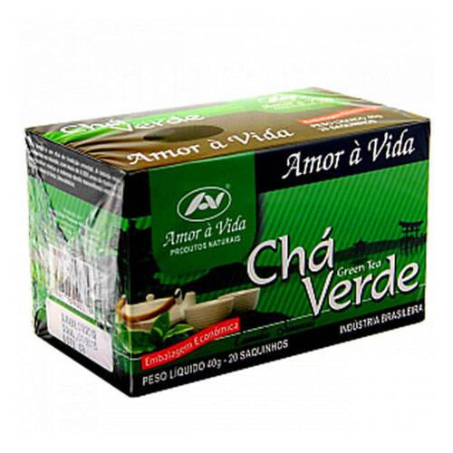 Onde comprar Chá Verde 40g - Amor A Vida