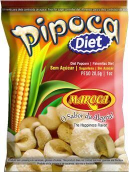 Onde comprar Pipoca Diet 28,5g - Maroca