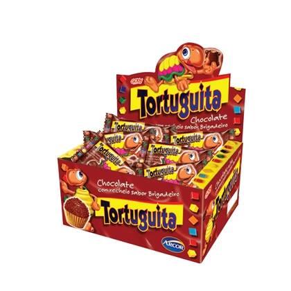 Onde comprar Chocolate Tortuguita Arcor Com Brigadeiro 24unidade X