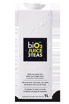 Onde comprar Juice 3 Teas 1l - Bio2