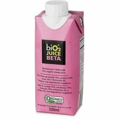 Onde comprar Juice Beta Orgânico 330ml - Bio2