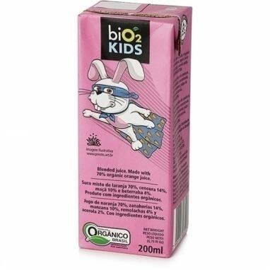 Onde comprar Juice Kids Beta Laranja, Cenoura e Maçã 200ml - Bio2
