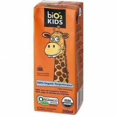 Onde comprar Juice Kids Tangerina Orgânico 200ml - Bio2
