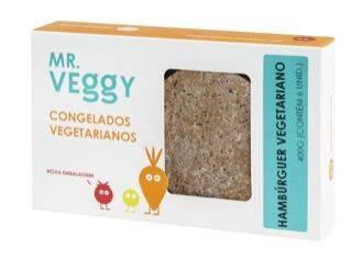 Onde comprar Hambúrguer Vegetariano 400g - Mr. Veggy