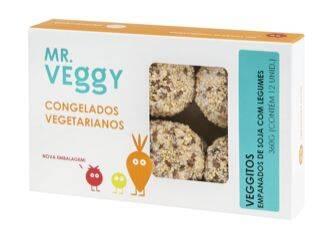 Onde comprar Veggitos 400g - Mr. Veggy