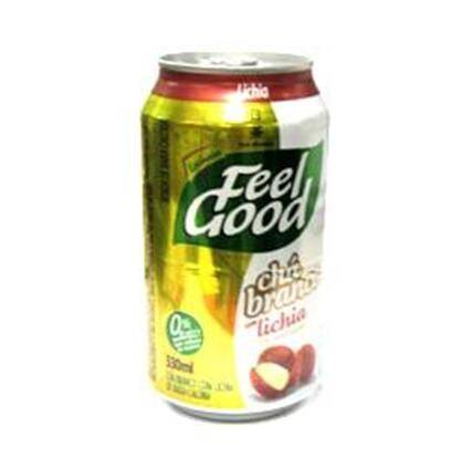 Onde comprar Chá Branco Feel Good Com Lichia Lata 330ml