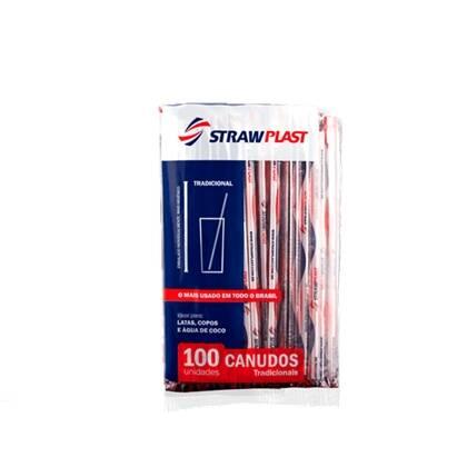 Onde comprar Canudo Strawplast Sachê Tradicional 100unidade
