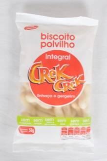 Onde comprar Biscoito Linhaça e Gergelim - Crek Crek