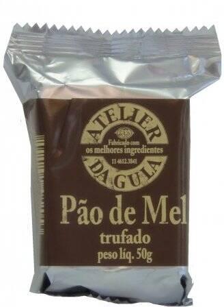 Onde comprar PÃO DE MEL TRUFADO - CONTÉM 12 UNIDADES DE 50G - ATELIER DA GULA