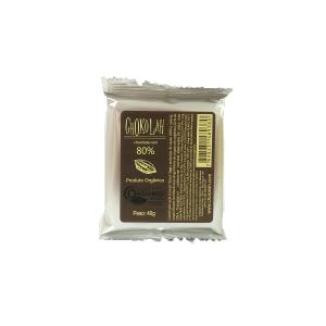 Onde comprar Chocolate Orgânico Amargo 80% 40g - Chokolah