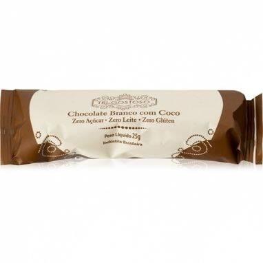 Onde comprar Chocolate Branco com Coco 25g - Tri-Gostoso