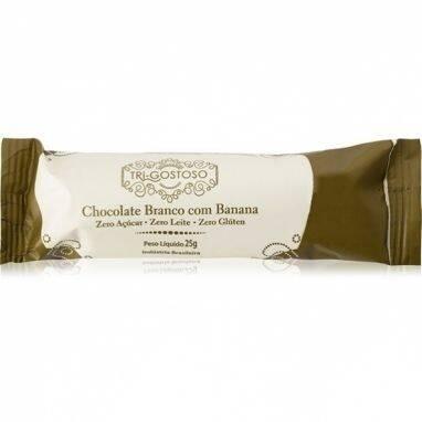 Onde comprar Chocolate Branco com Banana 25g - Tri-Gostoso