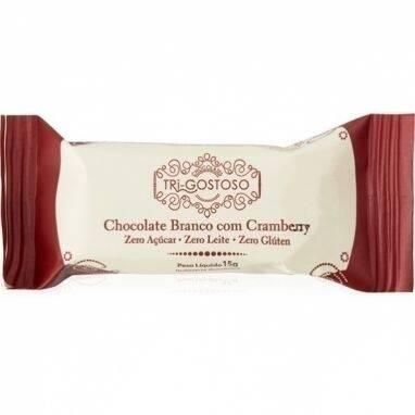 Onde comprar Chocolate Branco 15g - Tri-Gostoso