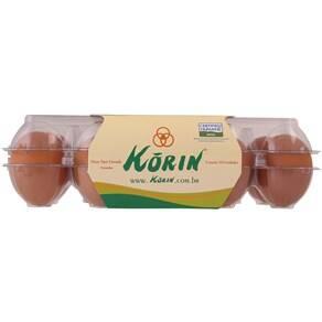 Onde comprar Ovos Vermelhos Korin (Linha Sustentável) - Grande, 10un