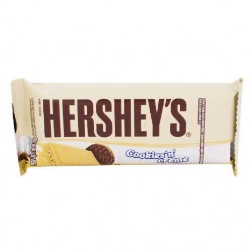 Onde comprar Barra Cookies Creme 25g - Hershey